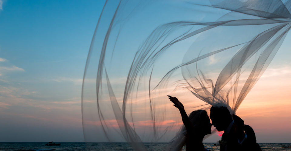 Thailand wedding videographer